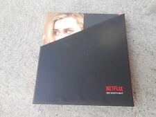 NETFLIX-ORANGE IS THE NEW BLACK-SEASON 2-4 DVD SET-PRESS BOOK-FYC-EMMY PROMO-LN
