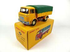 Camion bâché Berliet GAK - DINKY TOYS 584 Voiture miniature MB302