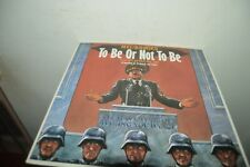 45 T GEANT MEL BROOKS TO BE OR NO TO BE  - HITLER  RAP 1&2 - FILM BO 1983 FRANCE
