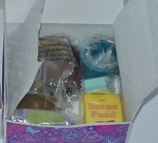 American Girl Doll WESTERN SADDLE Set Blue Gem New in Box