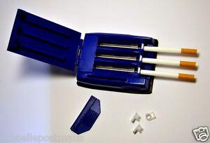3er Stopfmaschine Zigarettenstopfer  Aschenbecher