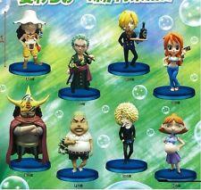 Banpresto One Piece - WCF Vol 25 Mini Figure Full Set 8pcs Zoro Usopp Nami Sanji