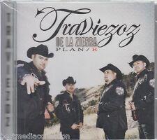 Traviezoz De La Sierra CD NEW Plan B ALBUM Nuevo GENTE NUEVA y SEALED