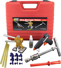 Dent Fix, Ding Massager Deluxe Glue Pulling Dent Repair Kit w/ Case #DF-DM550DX