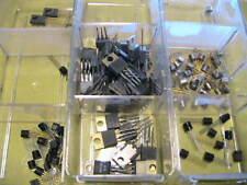 Transistor Mix types zw. 2n4870-2n5179 10x 13019
