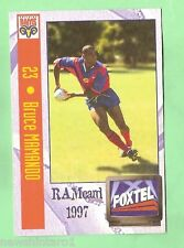 1997 ADELAIDE RAMS RUGBY LEAGUE  CARD 23.  BRUCE MAMANDO, FORMERLY CANBERRA