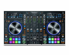Denon MC7000 4-Channel DJ Controller Digital Mixer with Dual USB