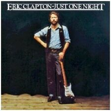 ERIC CLAPTON - JUST ONE NIGHT  2 CD  14 TRACKS MAINSTREAM POP / BLUES ROCK  NEU