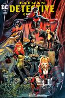 DETECTIVE COMICS #1000 ANACLETO VARIANT NM BATMAN JOKER HARLEY BATGIRL CATWOMAN