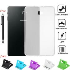 Shockproof Silicone Transparent TPU Case Cover Skin for Samsung Galaxy Tablets