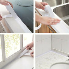 Portable Waterproof Wall Caulk Strip Kitchen Sink Tile Crack Repair Mildew Tape