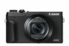 Canon PowerShot G5 X Mark II 20.1MP Compact Camera - Black