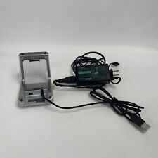 Sony Clie PEGA-UC75 USB Cradle, USB cable, PEGA-AC10 Charger power Supply