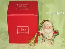 Lenox ~ 2016 Santa's Christmas Lights Ornament ~ free shipping