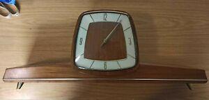 Ventage Hermle Kamin Uhr, Holz, made in Germany