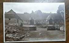 Bradford -on-Avon, The Tythe Barn. Real Photo Postcard