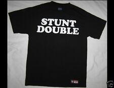 WWE Wrestling THE MIZ Stunt Double Misdow Size Medium Black T-Shirt