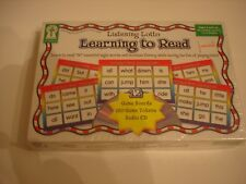 Key Education Listening Lotto Learning to Read Game 2007 Audio CD NEW sight word