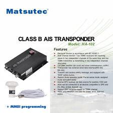 AIS Class B Transponder + GRATIS MMSI PROGRAMMIERUNG + GPS Antenne