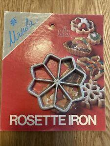 Ursula Rosette Iron