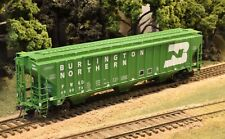 Fort Worth and Denver (FtW&D) Covered Hopper Limited Custom Run Built by Tangent