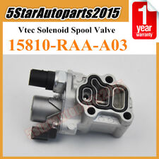 Vtec Solenoid Spool Valve 15810-RAA-A03 for Honda Accord CR-V Element Acura RSX