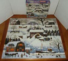 Charles Wysocki 1000 Piece Jigsaw Puzzle Plumbellys Playground 4679-13