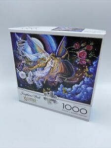 Josephine Wall Glitter Edition 1000 Piece Puzzle EROS AND PSYCHE Jigsaw New