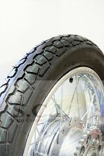 SUZUKI AX 100 AX100 LIBERTY 6 PLY P RATED REAR TIRE 3.50x18 AND TUBE 1994 - 2016