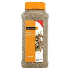 Italian Seasoning 6 Mixed Dried Herbs Rosemary Basil Oregano Thyme Garlic Pepper