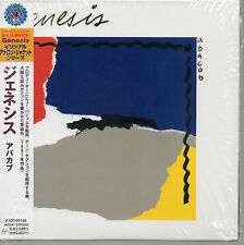 GENESIS Abacab Japan limited edition Remaster CD VJCP-68104