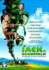 BRAND NEW DVD // Jack and the Beanstalk // Chevy Chase ,Katey Sagal,