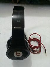 Genuine Monster Beats Wired Studio Headphones Black