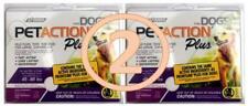 Pet Action PetAction Plus 6 Dose for Large dogs 45 - 88 lbs Flea & Tick