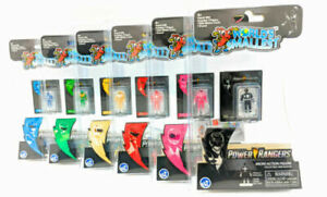 New World's Smallest Power Rangers Micro Action Figure
