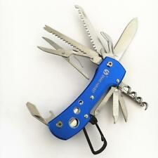 Titanium Multifunctional Swiss Knife Multi Purpose Army Pocket Knife Outdoor