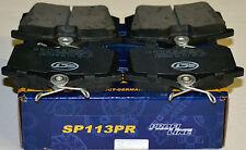 SCT Bremsbeläge SP113PR Bremsklötze Bremsbelagsatz hinten Audi VW Seat