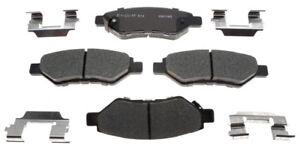 Disc Brake Pad Set-R-Line Ceramic Rear Raybestos MGD1337CH