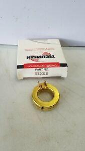 Tecumseh Brass Carburetor Float 632019 - OEM Packaging - NEW - A6B