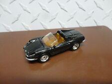Loose Hot Wheels Black Ferrari Dino 246 GTS w/Real Riders