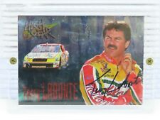 1995 Wheels Racing Terry Labonte High Gear Auto Autograph #1221/1500 HT