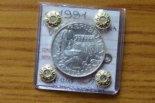 MONETA REPUBBLICA ITALIANA 500 LIRE 1991 VIVALDI sigillata FDC SUBALPINA
