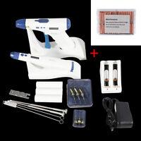 Dental Endodontic Endo Obturation Cordless Gun Pen +100pcs Gutta Percha Bars USA