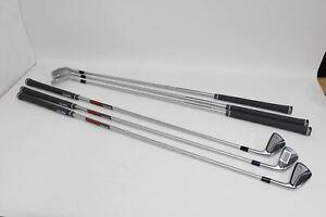 TAYLORMADE P.7MC Irons Organic Carbon Steel Extra Stiff Golf Club Set Of 6 NEW