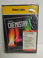 Chemistry: Matter and Change Interactive Change Video Labs DVD NEW