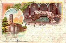 Normalformat Ansichtskarten vor 1914 mit dem Thema Dom & Kirche aus Brandenburg