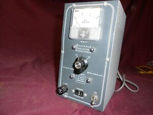 Heathkit IT-1 isolation transformer.