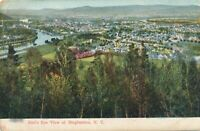 BINGHAMTON NY – Binghamton Birdseye View - 1908