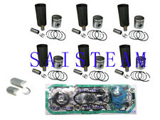 6BT  Engine Rebuild Kit for Cummins 5.9L 12V engne DODGE RAM PICKUP with gasket