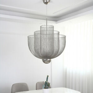 Meshmatics Chandelier LED Lamp Suspension Pendant Ceiling Nobal Light